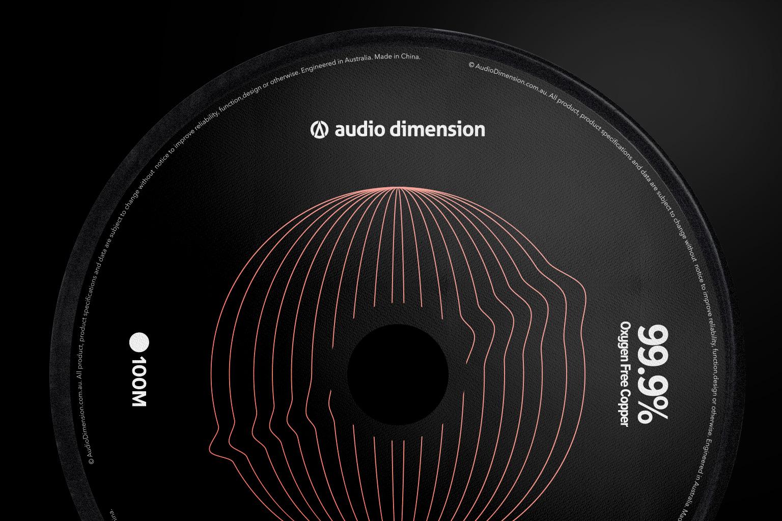 Audio Dimensions